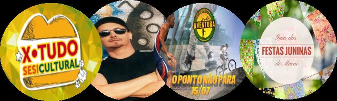 AGENDA CULTURAL DE MACAE MUSICA AO VIVO TEATRO PEDAL PATINS FESTA